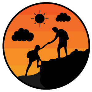 townsville hiking group logo